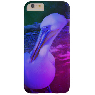 Capas iPhone 6 Plus Barely There Cobrir do telefone do pelicano por Jane Howarth