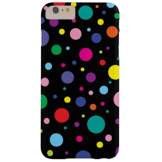 Capas iPhone 6 Plus Barely There Cor personalizada | do fundo das bolinhas