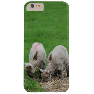 Capas iPhone 6 Plus Barely There Cordeiros do primavera