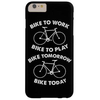 Capas iPhone 6 Plus Barely There Da bicicleta ciclismo legal para sempre -