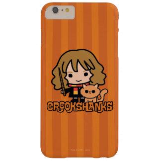 Capas iPhone 6 Plus Barely There Desenhos animados Hermione e Crookshanks