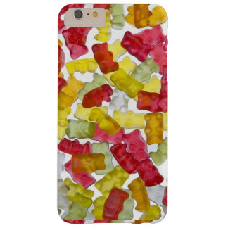 Capas iPhone 6 Plus Barely There Doces vermelhos, amarelos e verdes de Gummie