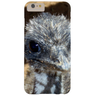 Capas iPhone 6 Plus Barely There Emu australiano do bebê,