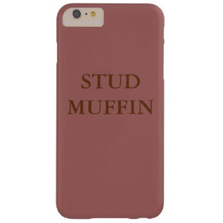 "Capas iPhone 6 Plus Barely There ""Encha o iphone 6/6s do muffin"" mais o caso"
