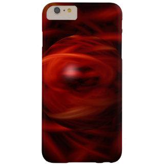 Capas iPhone 6 Plus Barely There Esfera do fogo vermelho