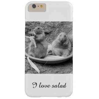 Capas iPhone 6 Plus Barely There Eu amo a salada por Jane Howarth