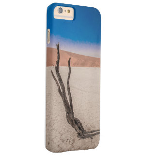 Capas iPhone 6 Plus Barely There Eu telefono ao caso S6 protetor com paisagem de