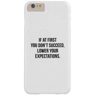 Capas iPhone 6 Plus Barely There Expectativas
