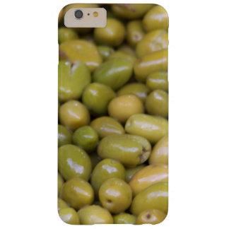 Capas iPhone 6 Plus Barely There Feche acima das azeitonas verdes