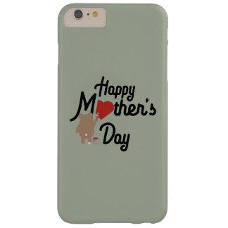 Capas iPhone 6 Plus Barely There Feliz dia das mães Zg6w3