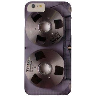 Capas iPhone 6 Plus Barely There Fita da cassete áudio de TEAC