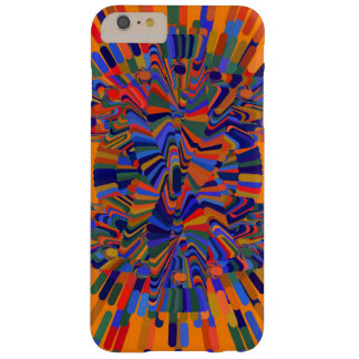 Capas iPhone 6 Plus Barely There Flor abstrata