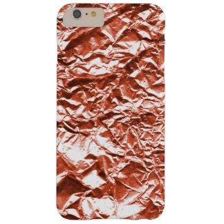 Capas iPhone 6 Plus Barely There Folha de cobre