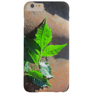Capas iPhone 6 Plus Barely There folha positiva do iPhone 6 na lata