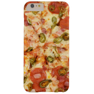Capas iPhone 6 Plus Barely There foto inteira deliciosa do jalapeno dos pepperoni