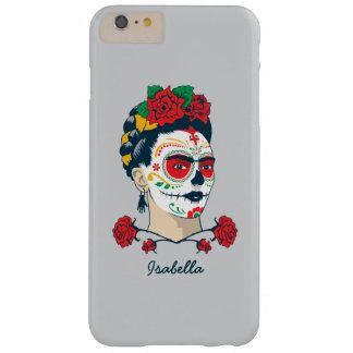 Capas iPhone 6 Plus Barely There Frida Kahlo | EL Día de los Muertos