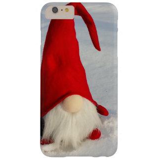 Capas iPhone 6 Plus Barely There Gnomo escandinavo do Natal