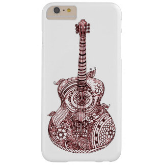 Capas iPhone 6 Plus Barely There Guitarra