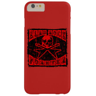 Capas iPhone 6 Plus Barely There hard rock para sempre