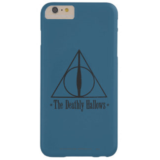 Capas iPhone 6 Plus Barely There Harry Potter | o Deathly Hallows o emblema