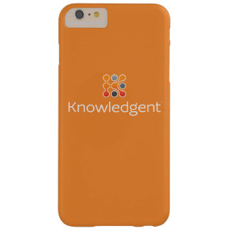 Capas iPhone 6 Plus Barely There iPhone 6/6S de Knowledgent mais o caso