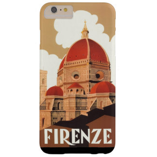 Capas iPhone 6 Plus Barely There iPhone 6/6S do poster de Firenze mais mal lá o