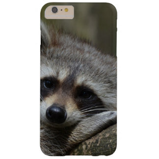 Capas iPhone 6 Plus Barely There iPhone bonito do guaxinim 7 casos