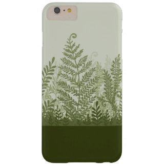 Capas iPhone 6 Plus Barely There iPhone botânico 6/6s da ilustração da planta mais