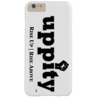 Capas iPhone 6 Plus Barely There iPhone Uppity 6/6s do poder+ Caso