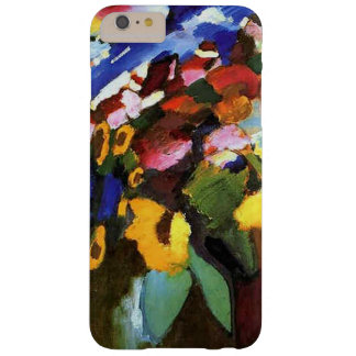 Capas iPhone 6 Plus Barely There Jardim de Wassily Kandinsky-Murnau