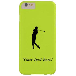Capas iPhone 6 Plus Barely There Jogador de golfe