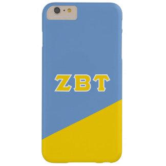 Capas iPhone 6 Plus Barely There Letras do grego da tau | do Zeta beta