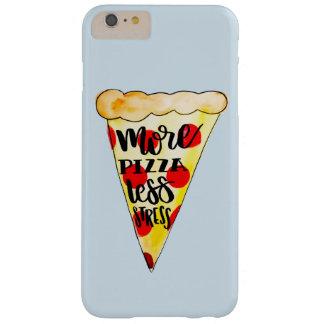 Capas iPhone 6 Plus Barely There Mais pizza menos esforço Phonecase