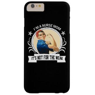 Capas iPhone 6 Plus Barely There Mamã da enfermeira - não para o fraco