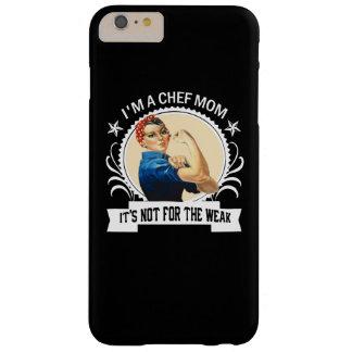 Capas iPhone 6 Plus Barely There Mamã do cozinheiro chefe