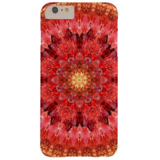 Capas iPhone 6 Plus Barely There Mandala de cristal do fogo