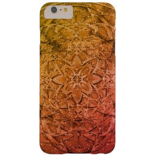 Capas iPhone 6 Plus Barely There mão feita sob encomenda arte tirada da mandala