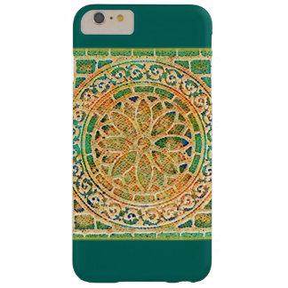 Capas iPhone 6 Plus Barely There Medalhão do azulejo de mosaico