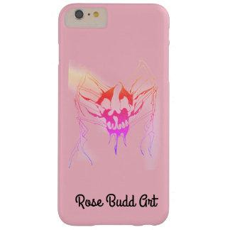 Capas iPhone 6 Plus Barely There mim rosa da caixa da almofada de phone/i