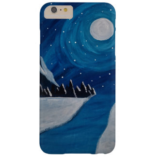 Capas iPhone 6 Plus Barely There Montanhas enluaradas