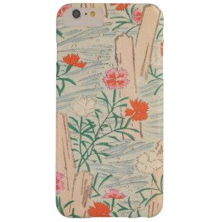 Capas iPhone 6 Plus Barely There Motivo japonês retro do Wildflower