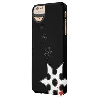 Capas iPhone 6 Plus Barely There Ninja Gotcha