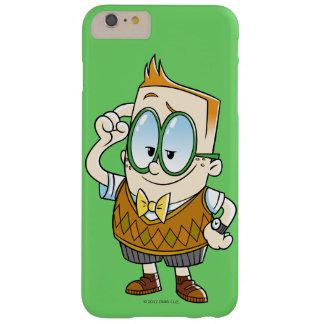 Capas iPhone 6 Plus Barely There O capitão Cuecas | Melvin sabe-o todo