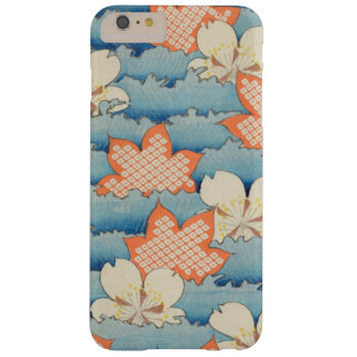 Capas iPhone 6 Plus Barely There Ondas florais do vintage