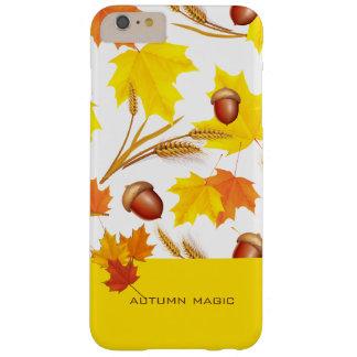 Capas iPhone 6 Plus Barely There Outono dourado