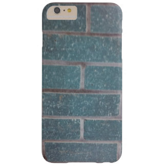 Capas iPhone 6 Plus Barely There Phonecover cinzento dos tijolos