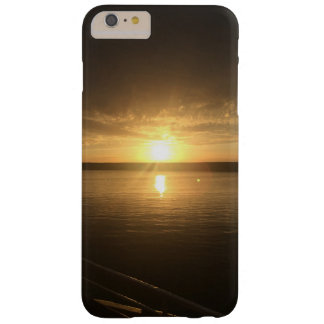 Capas iPhone 6 Plus Barely There Por do sol do caso de Iphone 6/s/Plus