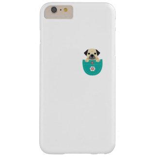 Capas iPhone 6 Plus Barely There Presente engraçado do animal de estimação do amor