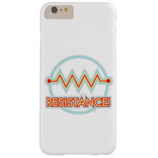 Capas iPhone 6 Plus Barely There Resistência!