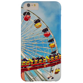 Capas iPhone 6 Plus Barely There Roda de ferris do carnaval do divertimento e foto